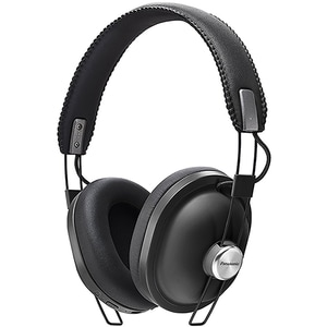 Casti PANASONIC RP-HTX80BE-K, Bluetooth, On-Ear, Microfon, negru CASRPHTX80BEK