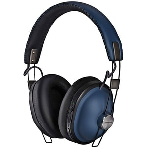 Casti PANASONIC RP-HTX90NE, Bluetooth, On-Ear, Microfon, Noise Cancelling, albastru CASRPHTX90NEA