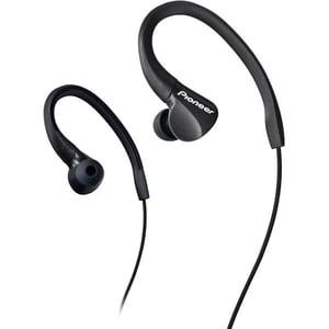 Casti PIONEER SE-E3, Cu Fir, In-Ear, negru CASSEE3B