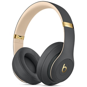 Casti BEATS Studio 3 MQUF2ZM/A, Bluetooth, Over-Ear, Microfon, Noise Cancelling, gri CASSTUDIO3GR