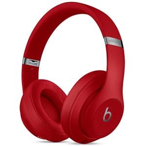 Casti BEATS Studio 3 MQD02ZM/A, Bluetooth, Over-Ear, Microfon, Noise Cancelling, rosu CASSTUDIO3RD