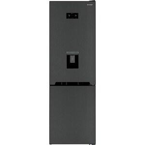 Combina frigorifica SHARP SJ-BA31IHDA2-EU, NoFrost, 324 l, H 186 cm, Clasa A++, antracit CBFSJBA31IHDA2E