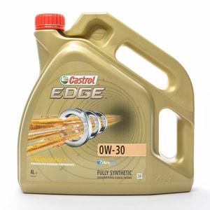 Ulei Motor CASTROL EDGE, 0W-30, 4L AUTCG0304