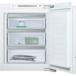 Congelator incorporabil NEFF GI1113F30, LowFrost, 72 l, H 71.2 cm, Clasa A++, alb CGLGI1113F30