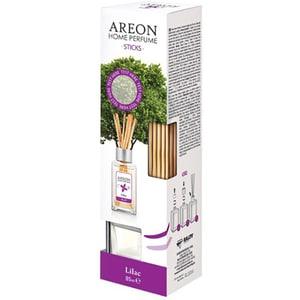 Odorizant cu betisoare AREON Home Perfume Lilac, 85ml CONAREONLLC85