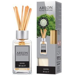 Odorizant cu betisoare AREON Home Perfume Silver, 85ml CONAREONSLV85