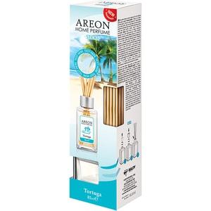 Odorizant cu betisoare AREON Home Perfume Tortuga, 85ml CONAREONTRGA85