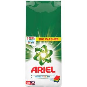 Detergent automat ARIEL White&Color, 10kg, 100 spalari CONARIELWHC10KG