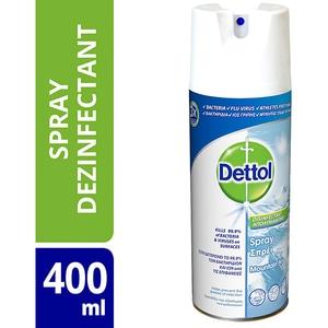 Spray dezinfectant suprafete DETTOL Mountain 400 ml CONDETMOUN400