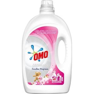 Detergent lichid OMO Ultimate Coccolino, 2l, 40 spalari CONDLOUCOC2040