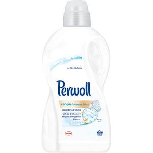 Detergent lichid PERWOLL Renew White, 1.8L, 30 spalari CONDLPWRAEW1830