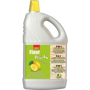 Detergent pentru pardoseli SANO Lemon, 2l CONSANOFFLMN2L