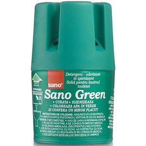 Odorizant toaleta SANO Green, 150 g CONSANOGREEN150