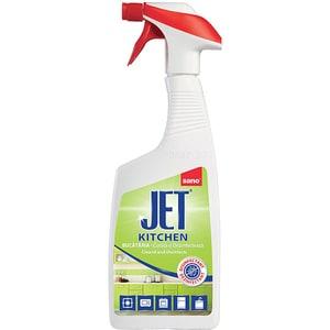 Solutie de curatare pentru suprafete bucatarie SANO Jet, 750 ml CONSANOJETBU750