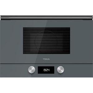 Cuptor cu microunde incorporabil TEKA ML 8220 BIS L-ST, 22l, 850W, Grill, gri inchis CPMML8220BISLST