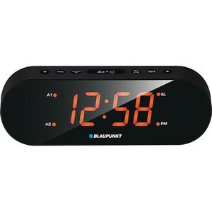 Radio cu ceas BLAUPUNKT CR6OR, FM, negru CESCR6OR