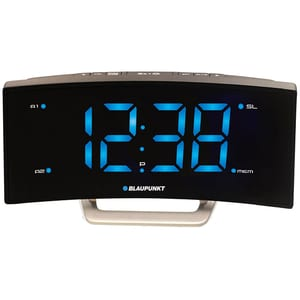 Radio cu ceas BLAUPUNKT CR7USB, Incarcator USB, FM, Incarcator USB, negru CESCR7USB