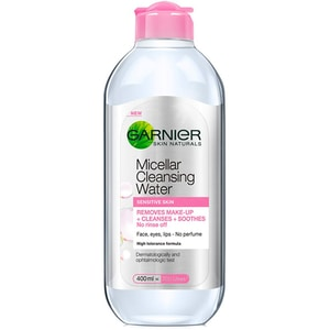 Apa micelara pentru ten sensibil GARNIER Skin Naturals, 400ml CRMC5072902