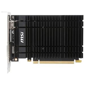 Placa video MSI NVIDIA GeForce GT 1030 2GH OC, 2GB GDDR5, 64bit, GT 1030 2GH OC CSAGT10302GHOC