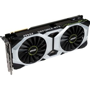 Placa video MSI GeForce RTX 2080 VENTUS 8G OC, 8GB GDDR6, 256bit, RTX 2080 VENTUS 8G OC CSARTX2080VENTU