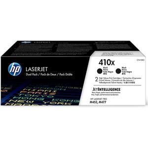 Pachet 2 tonere HP 410X (CF410XD), negru CSMCF410XD