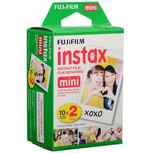 Pachet hartie foto FUJI Instax mini 2X10 CSMINSTAX2X10
