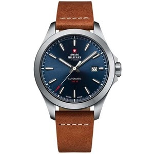 Ceas Barbatesc Swiss Military Sma34077.09, Automatic, 42mm, 10atm