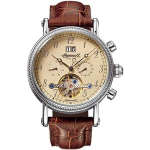 Ceas Barbatesc Ingersoll Richmond In1800cr, Automatic, 42mm, 3atm