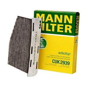 Filtru polen carbon activ MANN CUK2939 AUTCUK2939