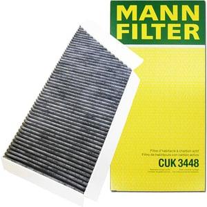 Filtru polen carbon MANN Cuk3448 AUTCUK3448