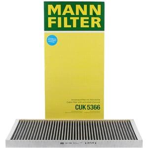 Filtru polen carbon MANN Cuk5366 Bmw X5 3.0 D AUTCUK5366
