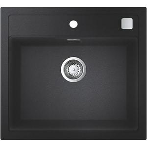 Chiuveta bucatarie GROHE K700 31651AP0, 1 cuva, compozit quartz, negru CVT31651AP0