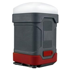 Lanterna LED reincarcabila de camping PROMATE CampLite-1, 1 LED, PowerBank 10000 mAh, negru LANCAMPLITE1BK