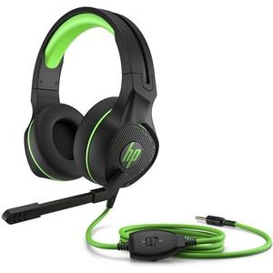 Casti Gaming HP Pavilion 400, stereo, 3.5mm, negru-verde CAS4BX31AA