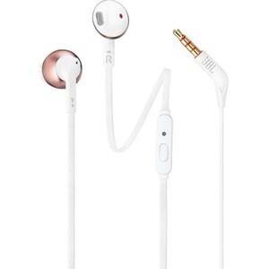 Casti JBL Tune 205, Cu fir, In-ear, Microfon, roz CASJBLT205RGD