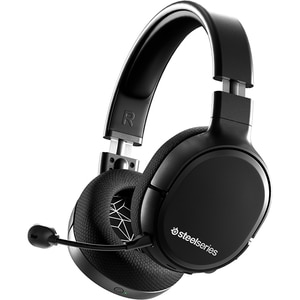 Casti Gaming Wireless STEELSERIES Arctis 1, multiplatforma, USB, negru CASSSARCTIS1