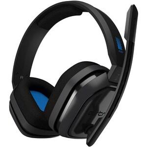 Casti Gaming ASTRO A10, stereo, 3.5mm, gri-albastru PS4 CAS939001531