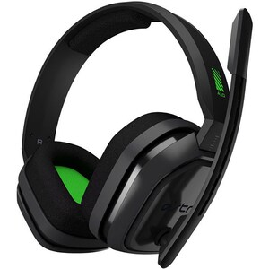 Casti Gaming ASTRO A10, stereo, 3.5mm, gri-verde Xbox One CAS939001532