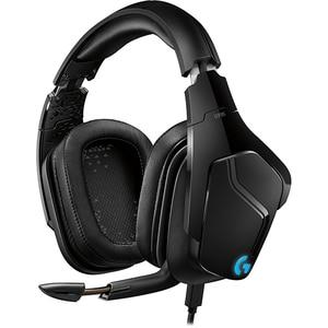 Casti Gaming Wireless LOGITECH G935, 7.1 surround, multiplatforma, 3.5mm, negru CAS981000744
