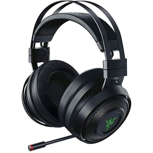 Casti Gaming Wireless RAZER Nari, stereo, multiplatforma, dongle 2.4Ghz, 3.5mm, negru CASRZ0426801R3M