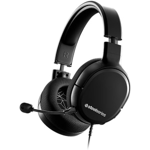 Casti Gaming STEELSERIES Arctis 1 Black, stereo, multiplatforma, 3.5mm, negru CASSSARCTI119