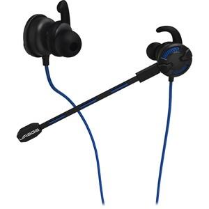 Casti Gaming in-ear HAMA uRage ChatZ, stereo, 3.5mm, negru-albastru CAS113783