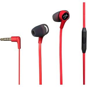 Casti Gaming in-ear HyperX Cloud Earbuds Nintendo Switch, stereo, 3.5mm, negru-rosu CASHXHSCEBRD
