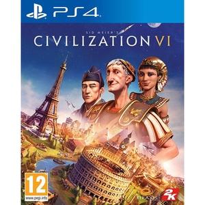 Sid Meier's Civilization VI PS4 JOCPS4CIV6