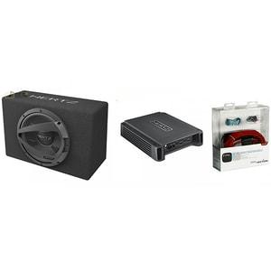 Pachet Subwoofer auto HERTZ DBX 30.3 + Amplificator HCP2 + kit cabluri FPK 350 PSADBX303HCP2