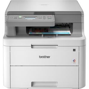 Multifunctional laser color BROTHER DCP-L3510CDW, A4, USB, Retea, Wi-Fi MLTDCPL3510CDW