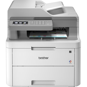 Multifunctional laser color BROTHER DCP-L3550CDW, A4, USB, Retea, Wi-Fi MLTDCPL3550CDW