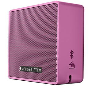 Boxa portabila ENERGY SISTEM Music Box 1+, ENS445943, Bluetooth, microSD, Radio FM, Grape DOCENS445943