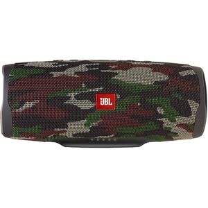 Boxa portabila JBL Charge 4, Bluetooth, Powerbank, Bass Radiator, Waterproof, camuflaj DOCJBLCHARGE4SQ