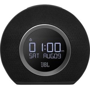 Radio cu ceas JBL Horizon, Bluetooth, Ceas, Powerbank, negru DOCJBLHORIZONBK